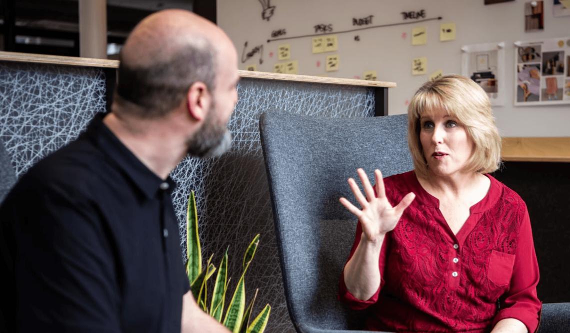 Virtual Reality als Trainingstool für schwierige Gespräche