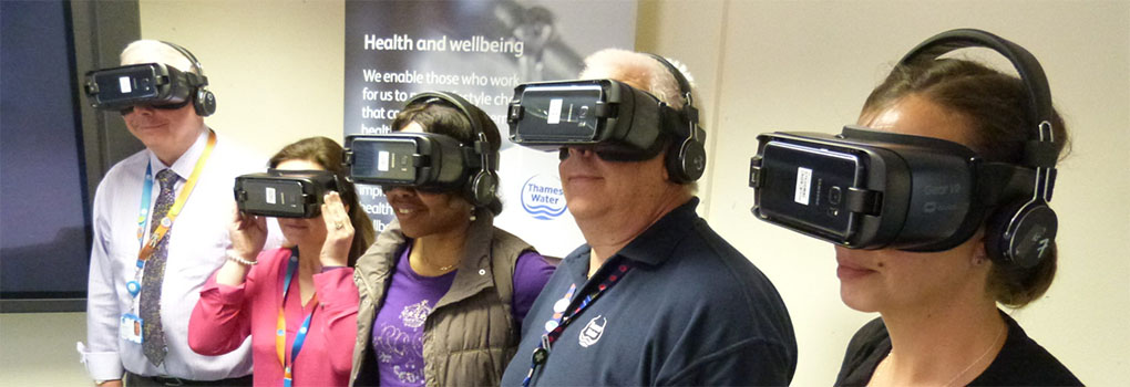 VR für Wellness am Arbeitsplatz: Meditation, Entspannung und visuelle Kurzurlaube
